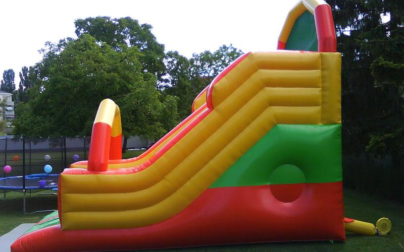 Super Slide Rutsche