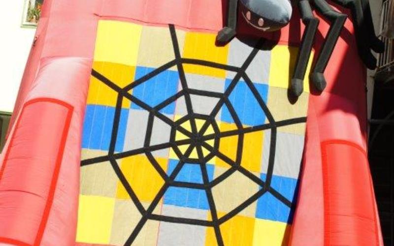 Spider Klettwand